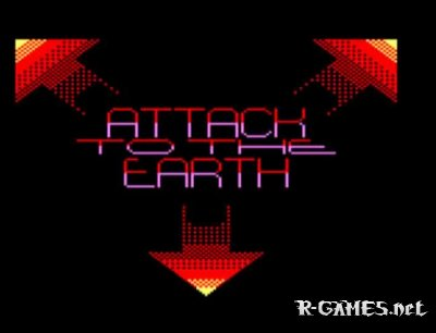 ATTACK TO THE EARTH (БК0011М)