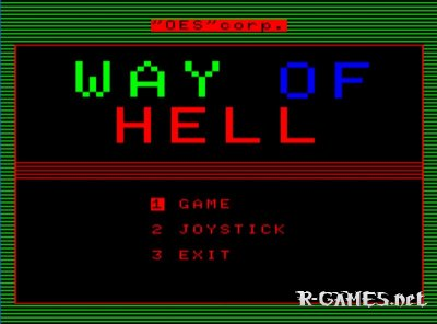 WAY OF HELL