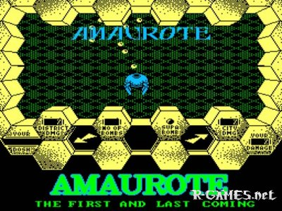 AMAUROTE 2.5D Shooter Game