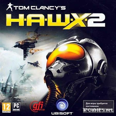 Tom Clancy's H.A.W.X. 2 (2010/ENG/RIP by JoeKkerr)