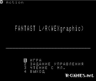FANTAST L/R (WEXgraphic)(2 PLAYER)