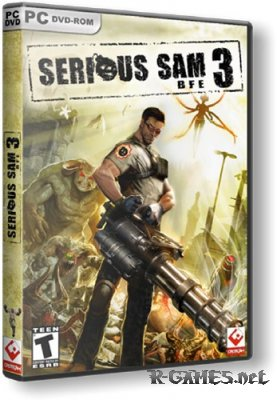 Serious Sam 3 - Before The First Encounter (2011/PC/Rus/RePack) by R.G.Creative