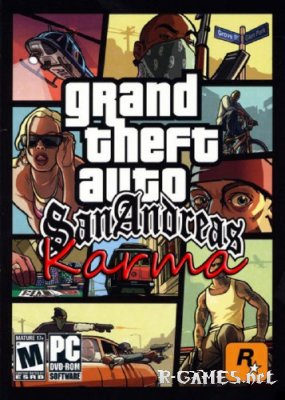 GTA San Andreas Karma (2011/PC/Rus)
