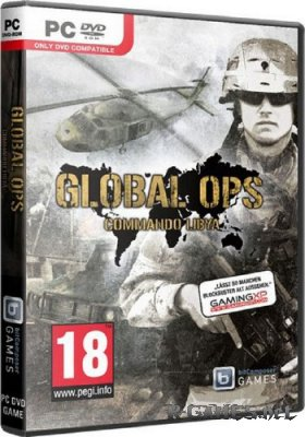 Global Ops: Commando Libya (2012/PC/RePack/Rus) by Fenixx