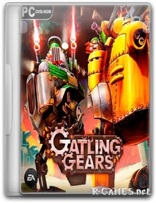 Gatling Gears (2011/PC/RePack/Rus) by Naitro