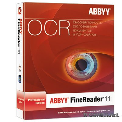 ABBYY FineReader 11.0.102.481 Professional Edition (2011) RUS. Repack by JpSoft