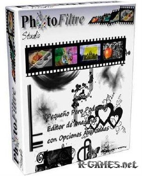 PhotoFiltre Studio X v10.5.0 Portable