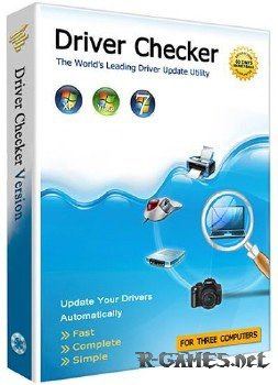 Driver Checker v 2.7.5 Datecode 20.04.2012 Portable