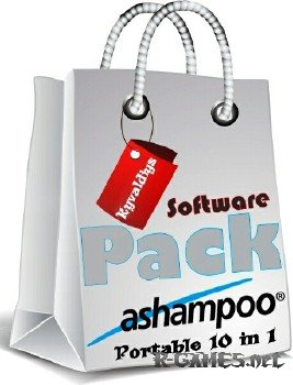 Ashampoo Pack (Toolbar 10 in 1) Portable