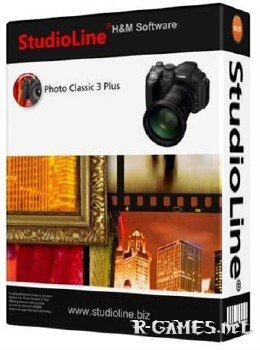 StudioLine Photo Classic Plus 3.70.47.0 Portable