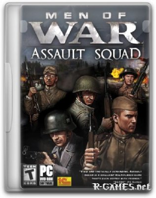 В тылу врага 2 Штурм / Men Of War Assault Squad [v.2.00.11 + 2 DLC] (2011/PC/RePack/Rus) by Naitro