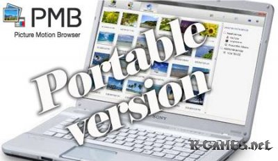 Portable Sony Picture Motion Browser v.8