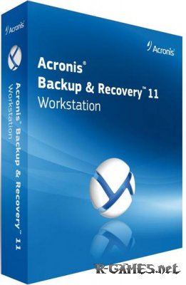 Acronis Backup & Recovery 11.0.17318 Workstation with Universal Restore (RUS)