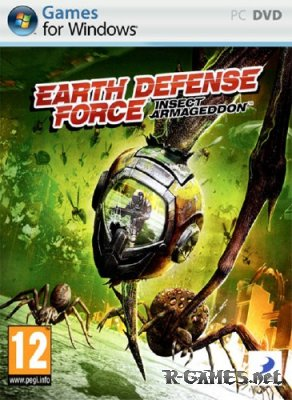 Earth Defense Force.Insect Armageddon (2011/PC/RePack/Rus) by R.G. Shift