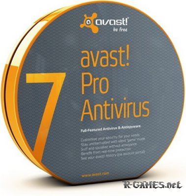 Avast! Antivirus Pro 7.0.1426 Final + New Crack до 2050 года