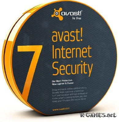 Avast! Internet Security 7.0.1426 Final + Crack (2012) MULTI (RUS)