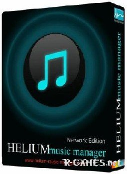 Helium Music Manager 8.6 Build 10715 Network Edition Portable