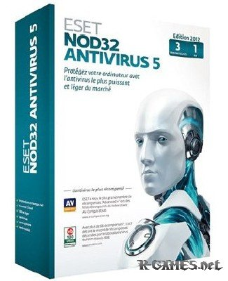 ESET NOD32 AntiVirus 5.0.95.5 + вшитый Tnod user & password finder  (2011)  RUS (RePack by SPecialiST)