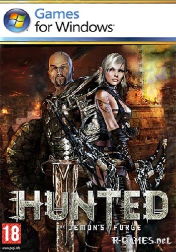 Hunted - Кузня демонов,  Hunted - The Demon's Forge (RUS / ENG) 2011/ RePack / PC