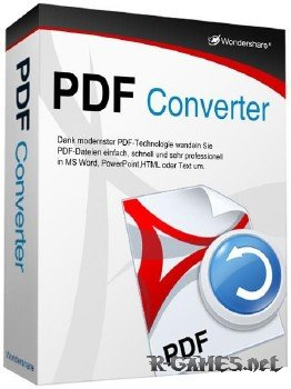 Wondershare PDF Converter Pro 3.2.0.3 Portable