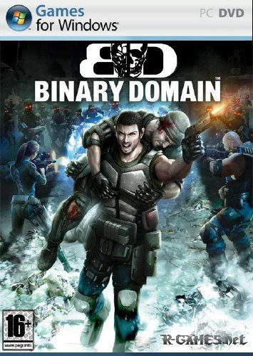 Binary Domain (ENG) 2012 / RePack / PC
