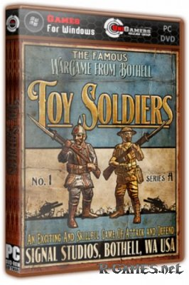 Toy Soldiers (2012/PC/RePack/Rus) by R.G. UniGamers