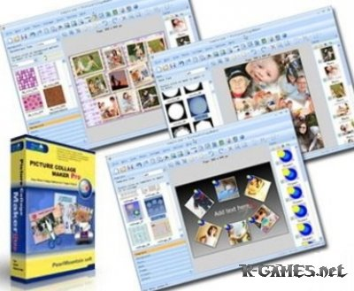 Picture Collage Maker Pro 3.3.2 build 3572 Portable