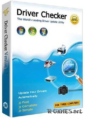 Driver Checker v2.7.5 Datecode 01.06.2012 Portable