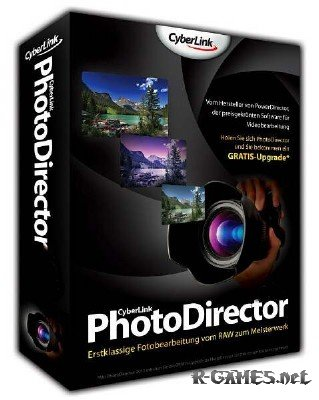 CyberLink PhotoDirector 3.0.2719 Portable