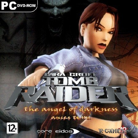 Tomb Raider- Ангел Тьмы : Tomb Raider/ The Angel of Darkness. (2007/RUS/ENG/RePack)