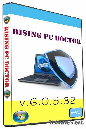 Rising PC Doctor 6.0.5.32.  Portable