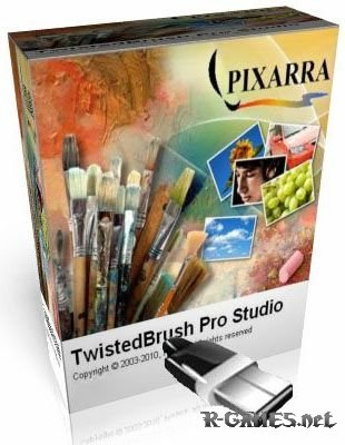 TwistedBrush Pro Studio 19.00 Portable