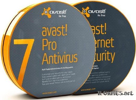 Avast! Internet Security | Antivirus Pro v 7.0.1443 Beta (2012|ML|RUS)