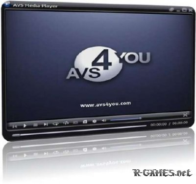 AVS Media Player 4.1.9.95 Portable