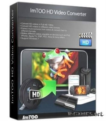 ImTOO Video Converter Ultimate 7.3.0 Build 20120529 Portable