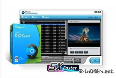 iSkysoft DVD Ripper 2.6.1.3 Portable