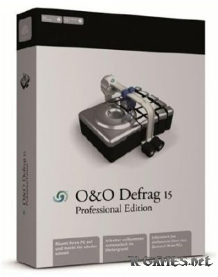 O&O Defrag Professional 15.8 Build 801 Portable