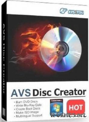 AVS Disc Creator 5.0.5.519 Portable