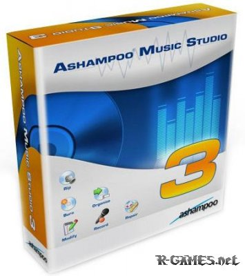 Ashampoo Music Studio 3.51 Portable