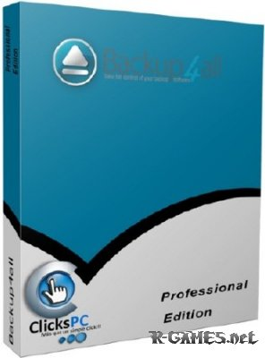 Backup4all Professional 4.8 Build 278 Portable