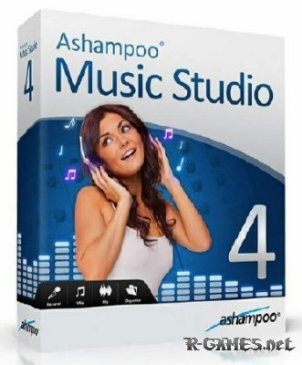 Ashampoo Music Studio 4.0.0.21 Beta (0530) Portable