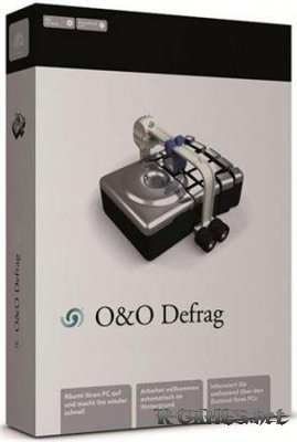O&O Defrag Server 15.8 Build 801 Portable