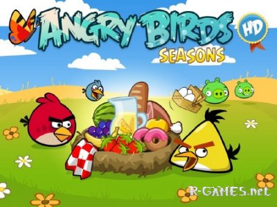 Angry Birds Seasons 2.3.0 (2012/RUS/RePack)