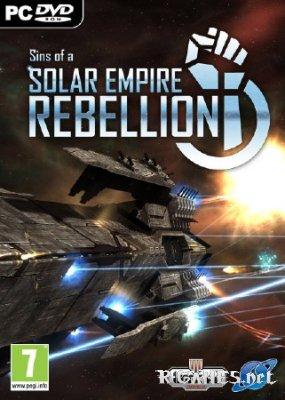 Sins of a Solar Empire: Rebellion (2012/RUS/ENG/RePack)