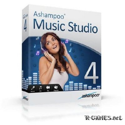 Ashampoo Music Studio 4 v4.0.1 Portable