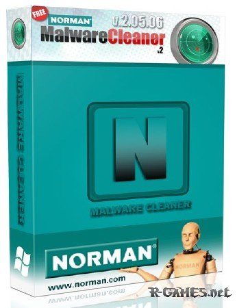 Norman Malware Cleaner 2.05.06. DC 7.08.2012. Portable