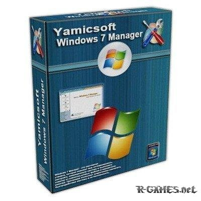 Yamicsoft Windows 7 Manager 4.1.2 Final Portable