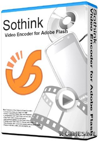 Sothink Video Encoder for Adobe Flash 3.2. Build 306 RUS Repack-Portable