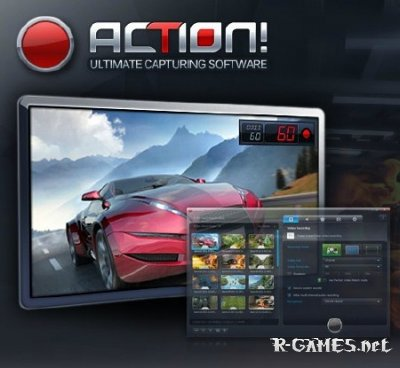 Mirillis Action! 1.7.0 RUS Portable