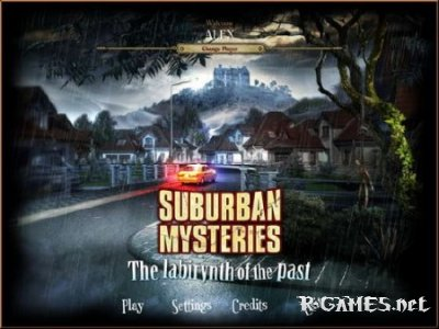 Suburban Mysteries: The Labyrinth of the Past (2012/ENG/ENG)